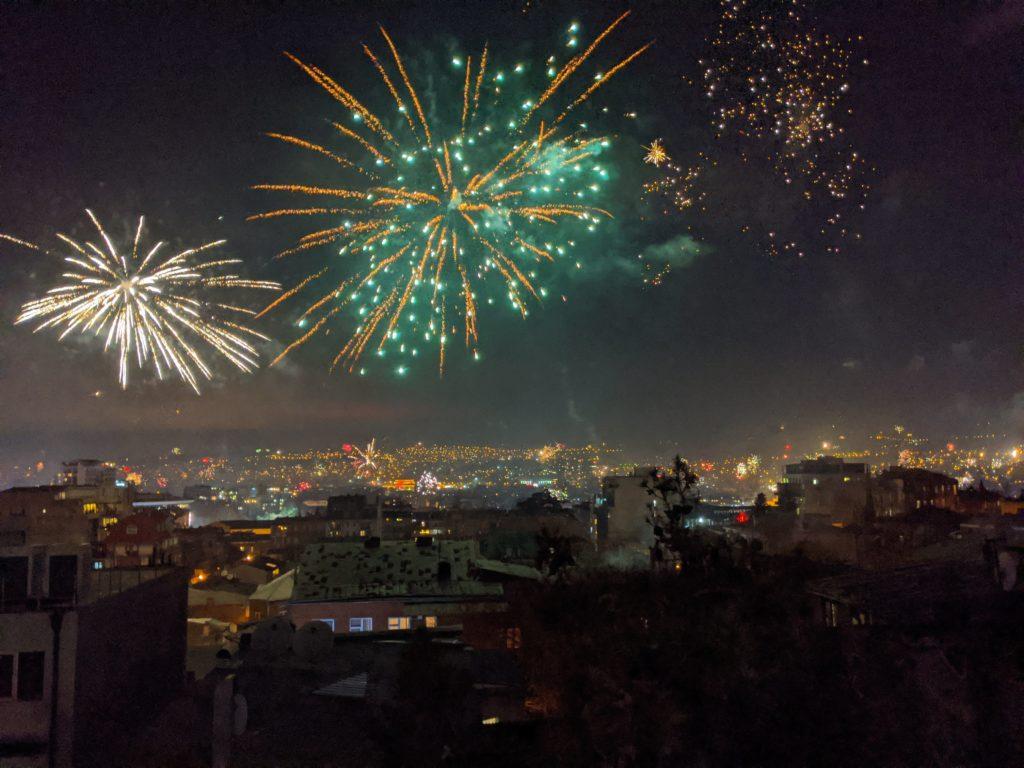 Georgian New Year