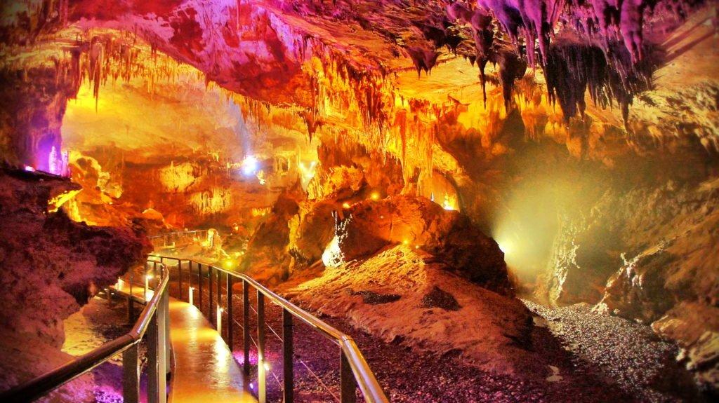 Weekend getaway to Kutaisi: Prometheus Cave