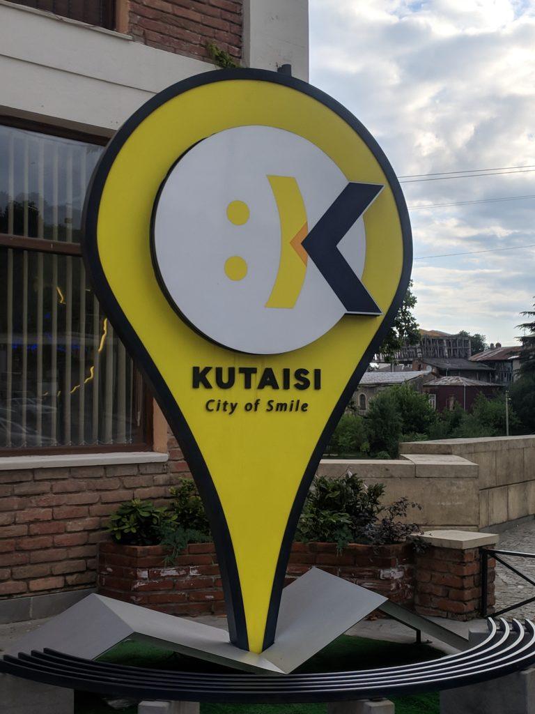 Kutaisi Sign