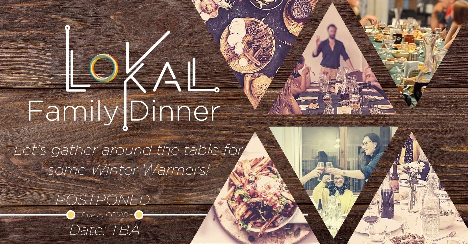 family dinner tbilisi