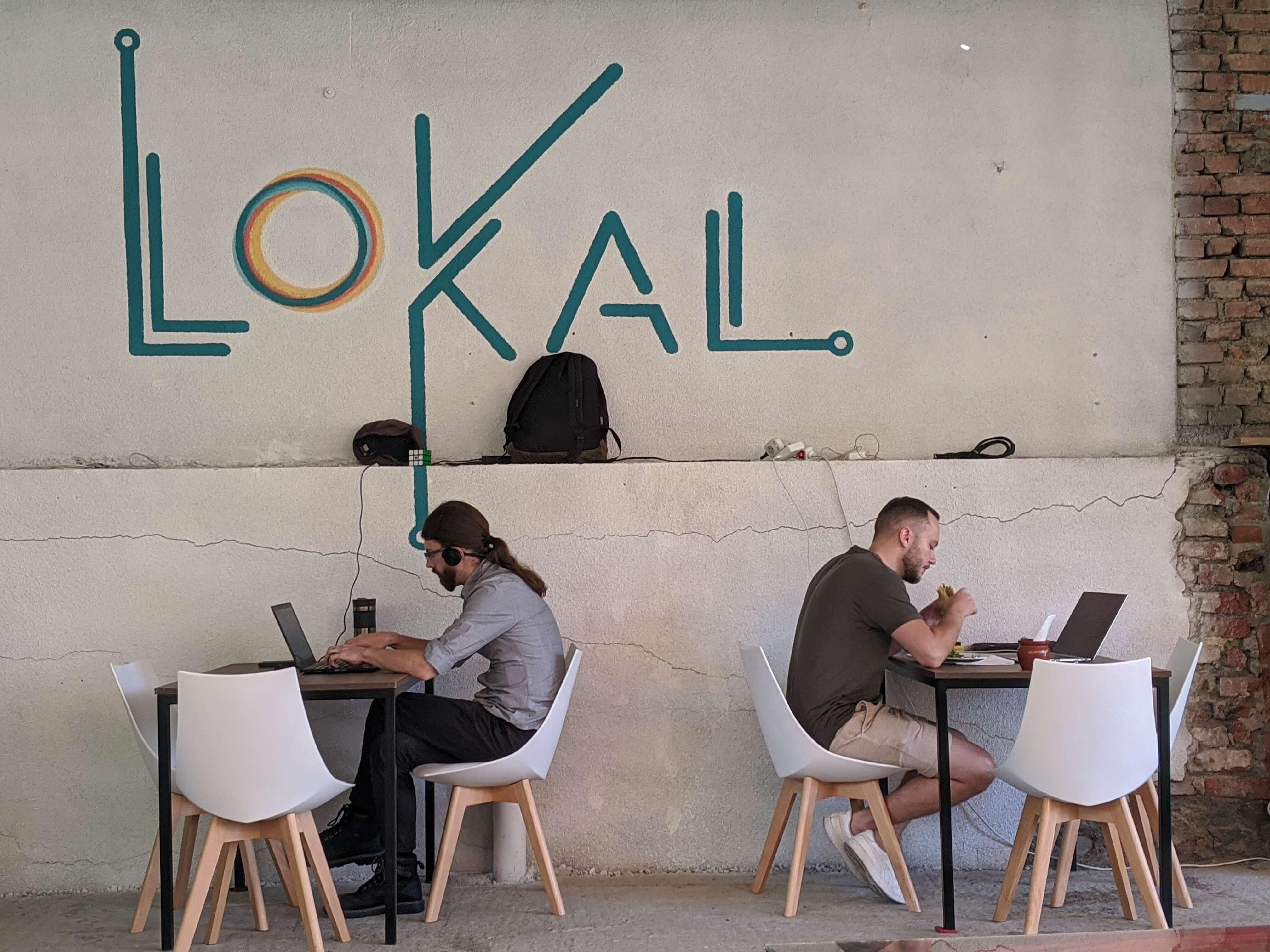 LOKAL Tbilisi Cowork