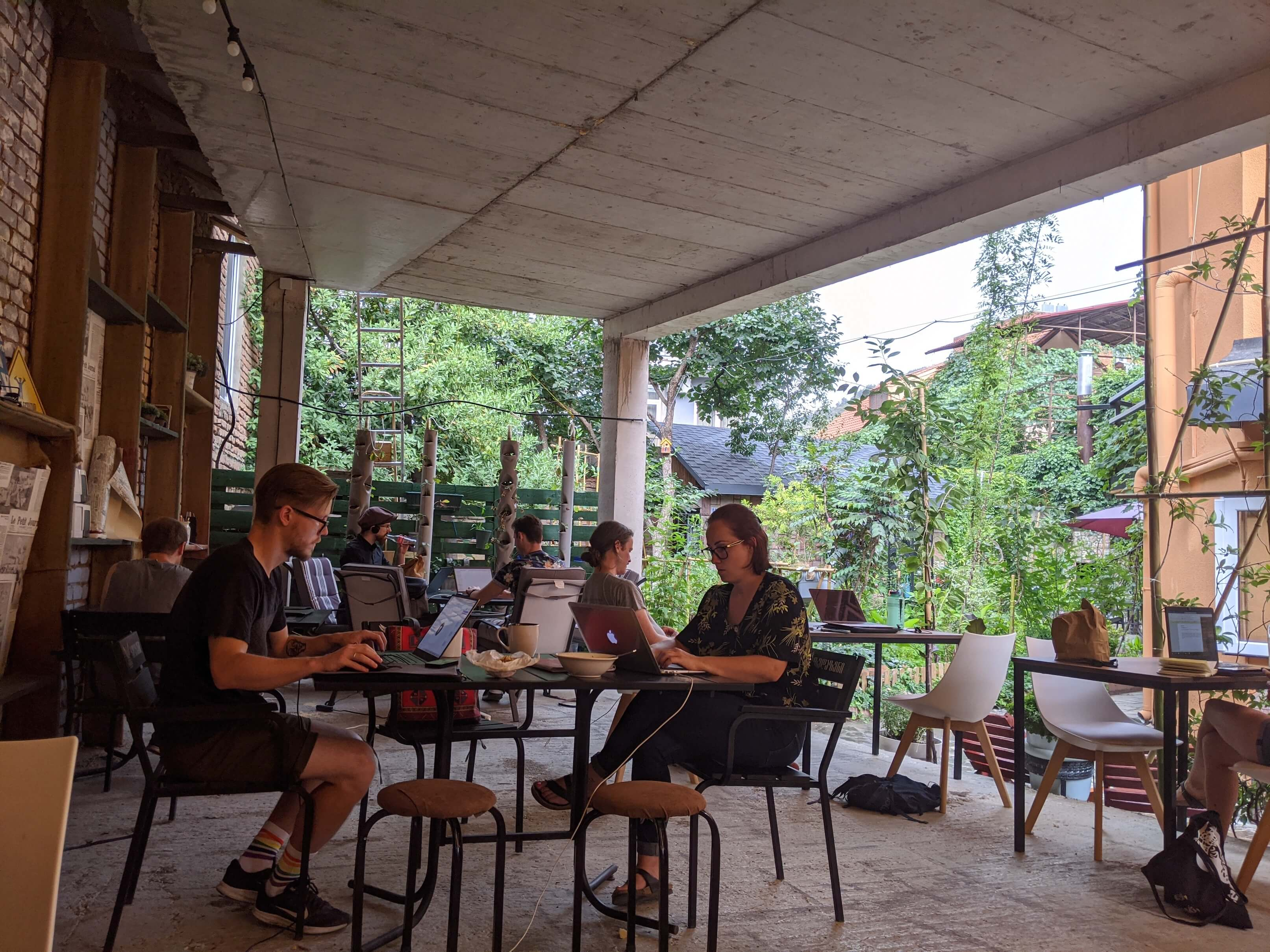 Benefits of Coworking Places