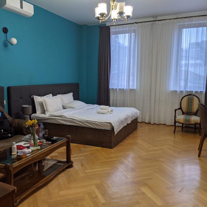 globe suite