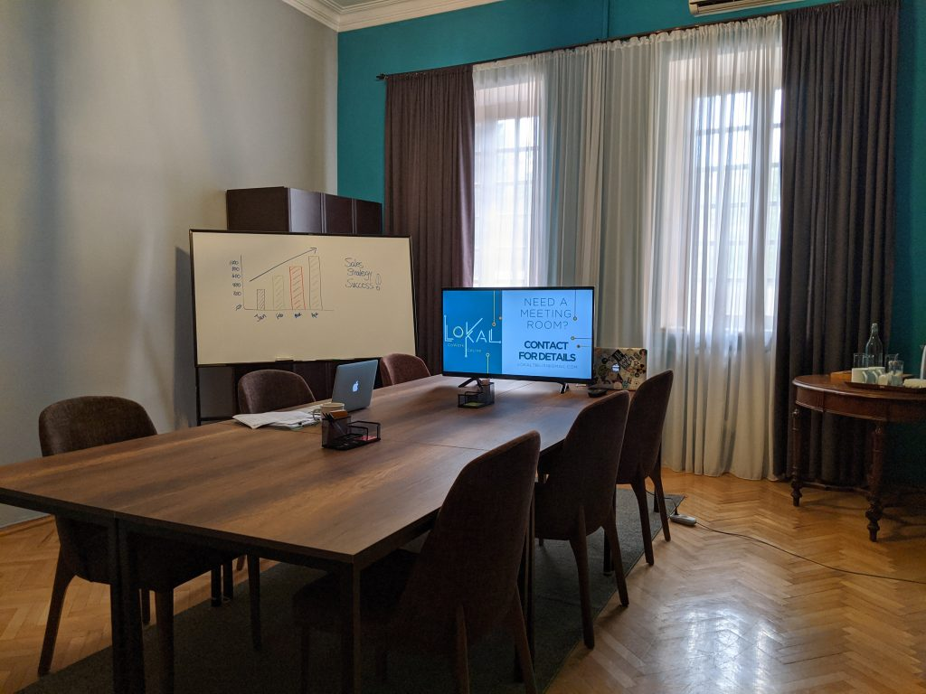meeting room tbilisi