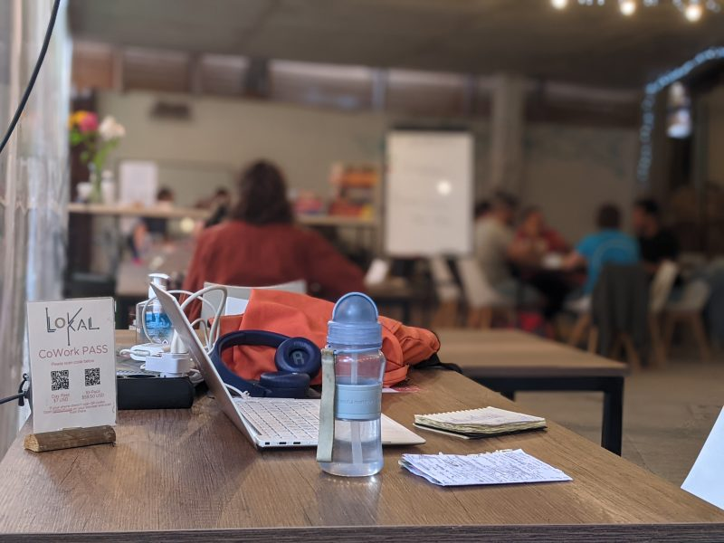 monthly cowork